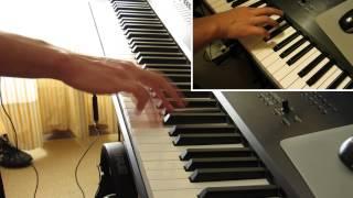 Highway Star- Deep Purple (Hammond solo on Korg Kronos)