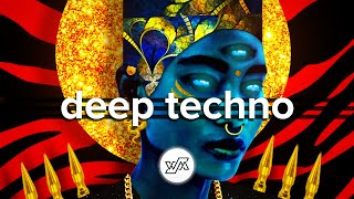 Deep Techno & Minimal House Mix – January 2020