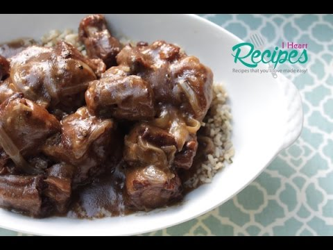 Southern Smothered Oxtails in the Slow Cooker  – I Heart Recipes
