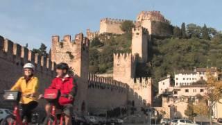 Dal lago di Garda a Venezia - Primo itinerario cicloturistico del Veneto