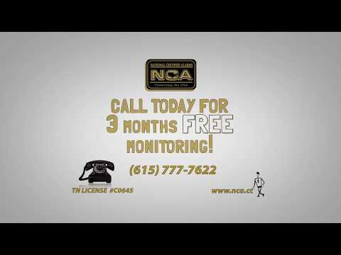 Nashville's Fastest Growing Alarm Company - NCA Alarms