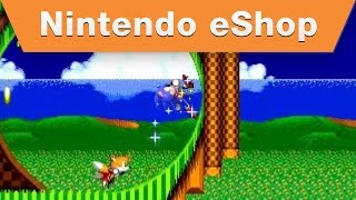 Download Nintendo eShop - Sonic the Hedgehog 2 Mp3 and Videos