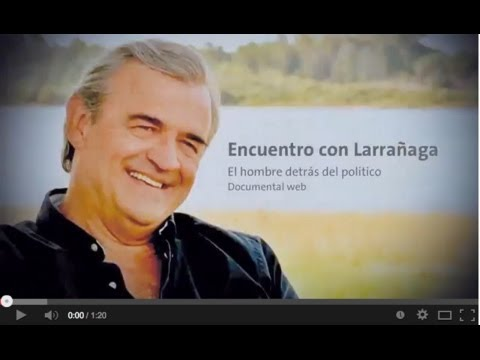 Encuentro con Larrañaga | Documental web