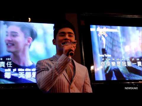 满分 - Alvin钟瑾桦 -《Perfect?!》 EP发片记者会