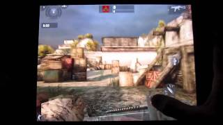 Modern Combat 3: Fallen Nation - Gameplay Video 3