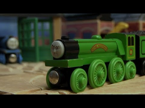 Wooden Railway Reviews 1999 Flying Scotsman