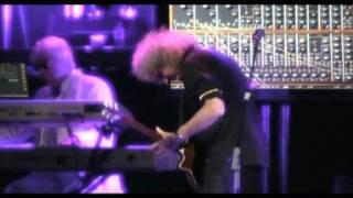 Adeje 27 de Junio de 2011 Tangerine Dream y Brian May, una fusión e...