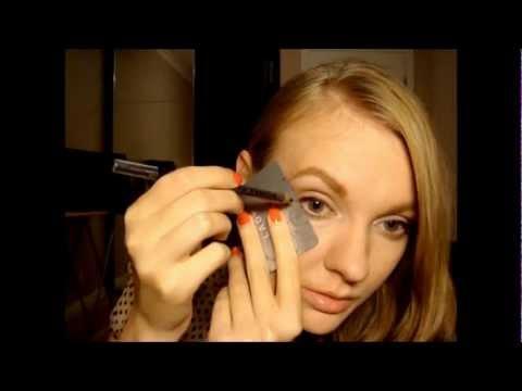 Как легко нарисовать стрелки/Perfect Eyeliner Tutorial