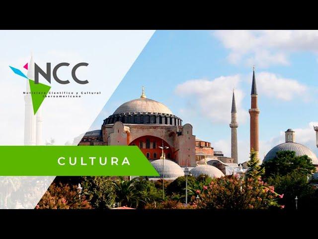 Santa Sofía; referente arquitectónico cristiano es convertida en mezquita
