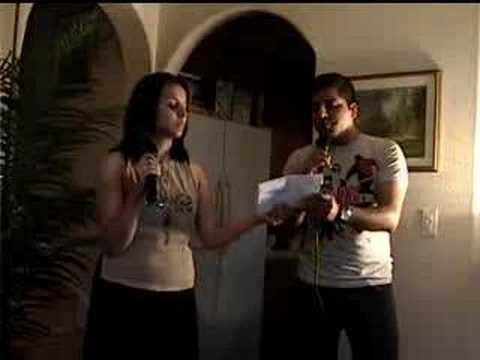 Cine Rhythm presents Karaoke May 2007
