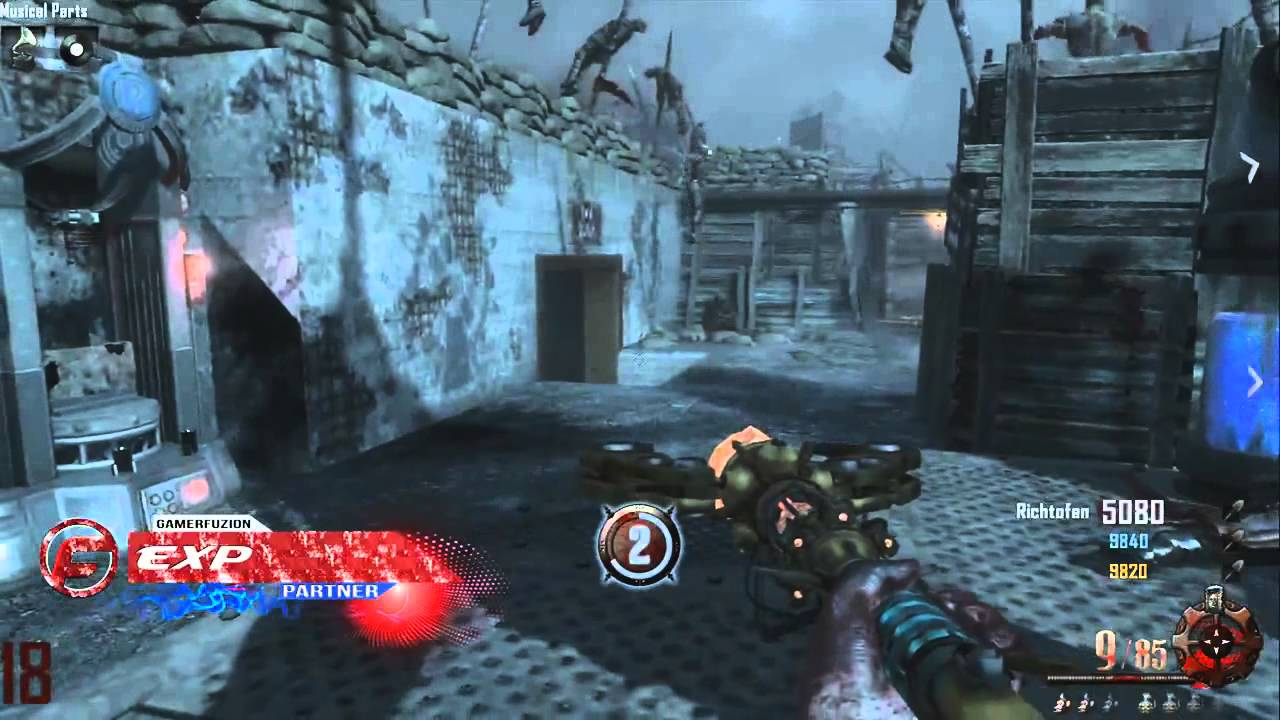Black ops 2 origins zombies fire staff locations guide - Black ops 2 origins walkthrough ...