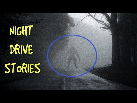 6 CHILLING TRUE NIGHT DRIVE Horror Stories!   Scary encounters from Reddit | Backroads