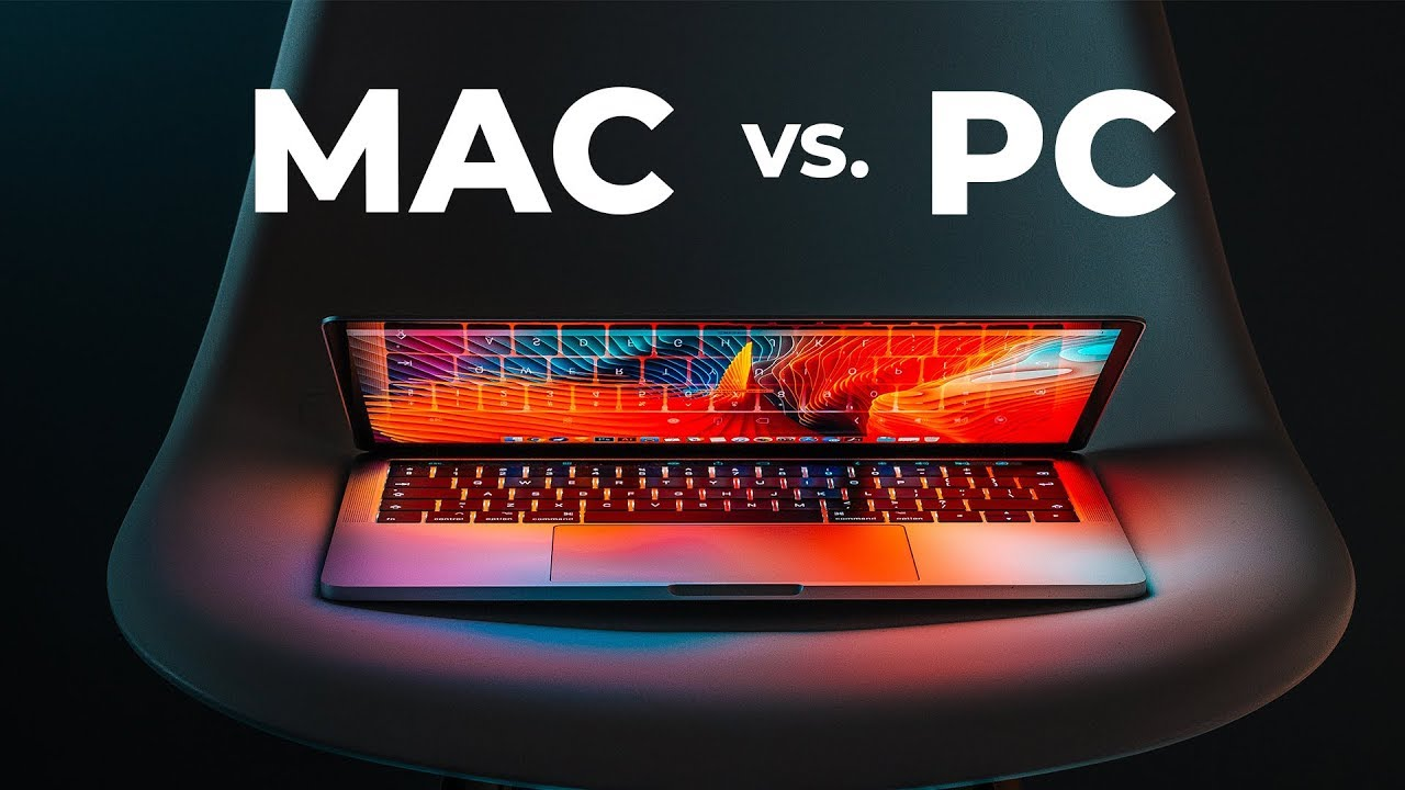 pc vs mac which is the best for editing youtube