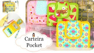 Tutorial Carteira Pocket - Karina Uzêda thumbnail