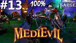 Zagrajmy w MediEvil 2019 PL (100%) odc. 13 - Kryształowe Jaskinie i Azyl Gallows
