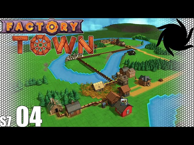 Factory Town - S07E04 - Forges and a Long Grain Chute