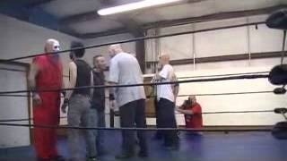 S.w.a.g. Wrestling 11/1/2014 Brimstone,lex Bain,anarchy Vs Krusher Koloff,tony Diamond,rod Dent