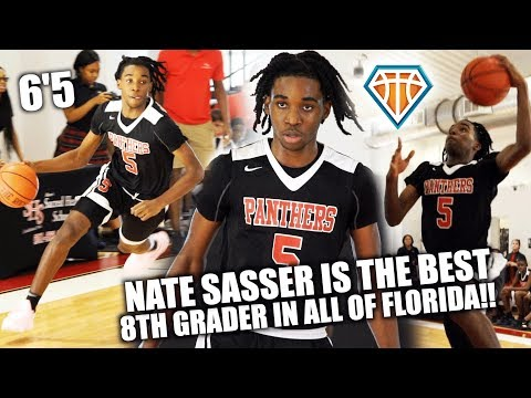 2023 Nate Sasser making a push for top 8th grader in the