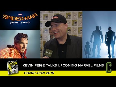 Marvel's Kevin Feige on 'Doctor Strange' 3D, 'Captain Marvel' Director, and More