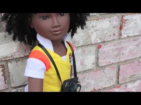 How to Make a Doll Camera - Doll Crafts