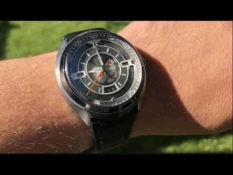 Este reloj está hecho de un Porsche 901 REC 901 01