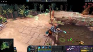 Magnus Set Spotlight (DOTA 2): Might of the Galloping Avenger