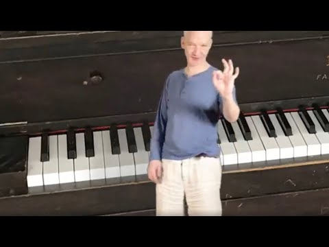 Blues piano lesson: How to really get better! Strategies for daily  practice