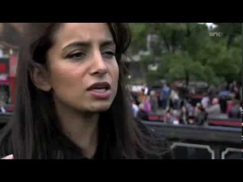 Deeyah Khan Interview about women's participation in the arts.