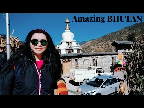 TIPS TO TRAVEL TO BHUTAN- MY FIRST DAY OF EXPLORING