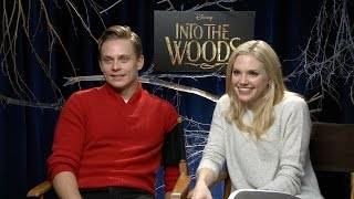 connectYoutube - Billy Magnussen & Mackenzie Mauzy on 'Into The Woods'
