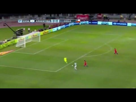 Argentina vs Chile 1-0 RESUMEN COMPLETO 23/03/17 Eliminatorias Rusia 2018