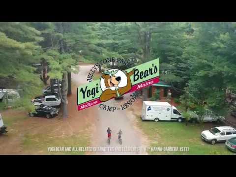 water hookup camping