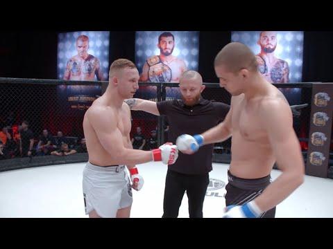 Adrian Bartosiński vs Kamil Dołgowski - CAŁA WALKA | Tylko Jeden