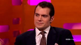 Henry Cavill Is Grateful He Didn't Get Some Big Roles - The Graham Norton Show