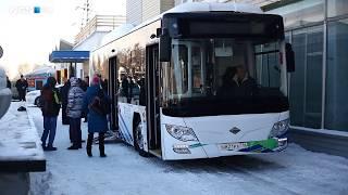 """""""В Новосибирске запустят новый газомоторный автобус — он будет ходить в центре"""""""