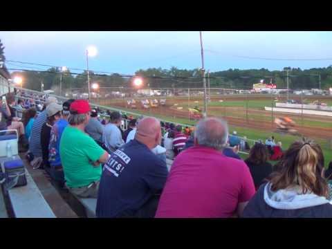 Win #4 - Mercer Raceway Park