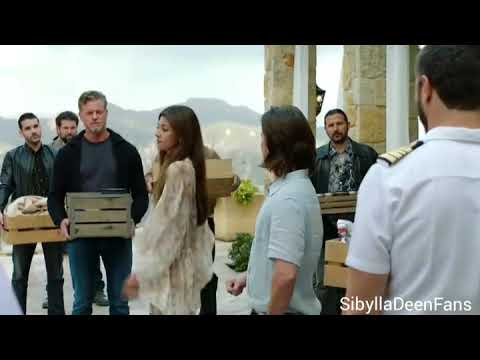 Sibylla Deen as Lucia in The Las Ship New Season 2017