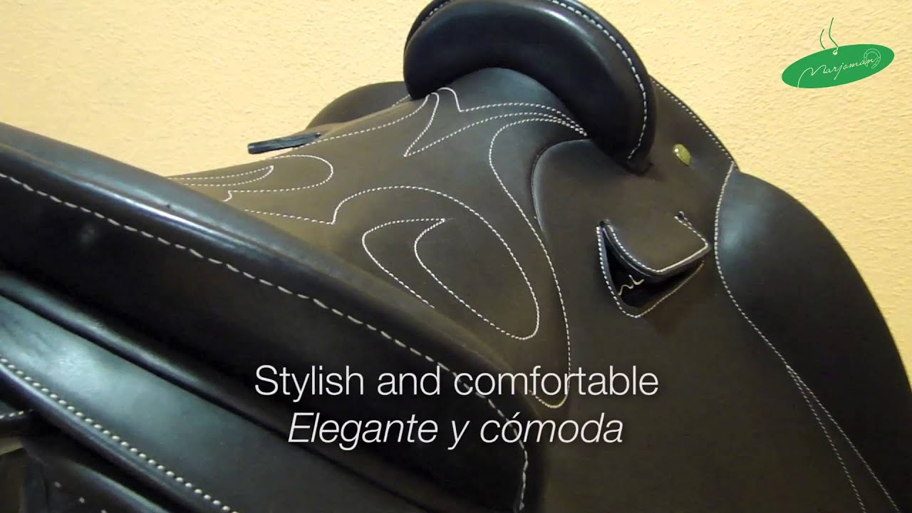 New Spanish saddle
