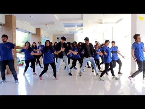 JABRA FAN | The Dance Centre Choreography #DedicatedtoSRKkingkhan