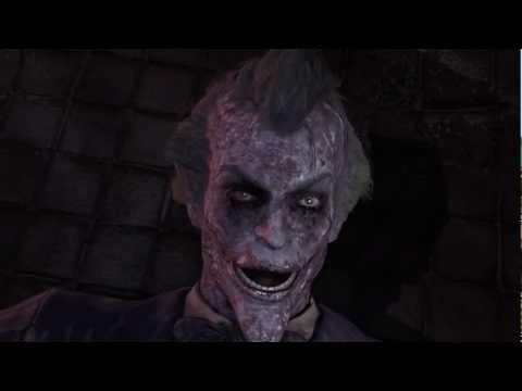 Прохождение Batman Arkham City часть 18 ДЭДШОТ