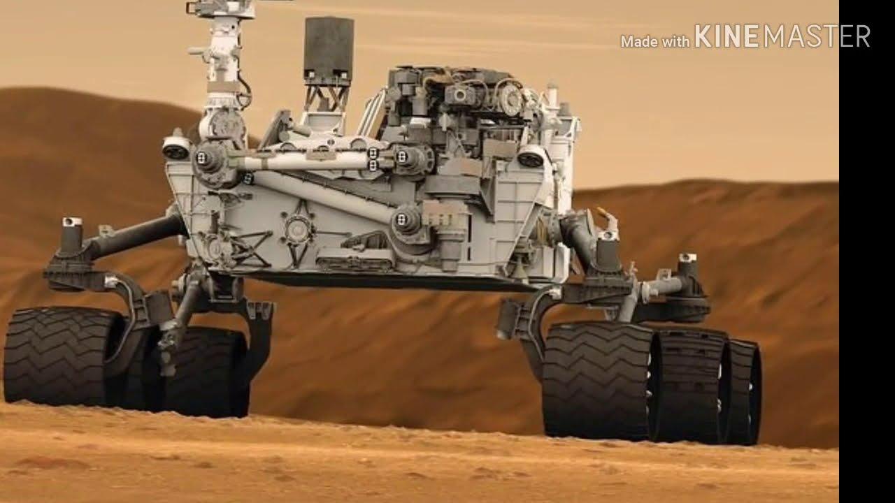 ดาวอังคารยังมีชีวิตไม่ใช่ดาวเคราะห์ที่ตายแล้วมีการเคลื่อนไหวใต้ผิวดาว