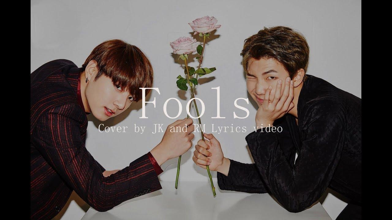 Jungkook And Rm Singing Fools