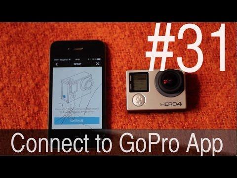 GoPro Hero 4  - как подключить к телефону - #31