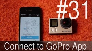 GoPro Hero 4  - как подключить к телефону - #31(http://www.youtube.com/user/thegoprotips?sub_confirmation=1 - подпишись на новые уроки и обзоры! http://gopromarket.ru/ - камеры и аксессуары..., 2014-10-15T12:40:48.000Z)