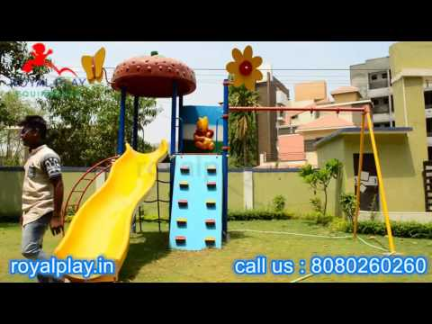 Outdoor Play Equipment (MAPS G1) Royal Play Equipments