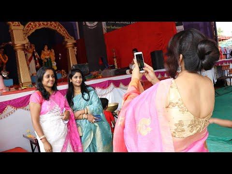 Durga Puja 2018 Bangalore Kaggadasapura Bengali Association | Durgotsav | Rishabh Chatterjee