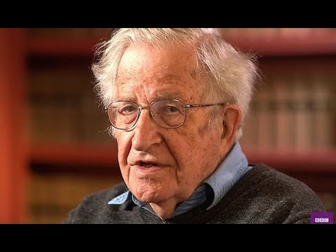 Noam Chomsky - Moral Depravity Defines US Politics - Nov 2018