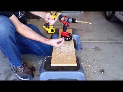 Milwaukee FUEL Brushless VS Dewalt XR Drills And Drivers