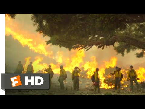 Only the Brave (2017) - Saving the Heritage Tree Scene (5/10) | Movieclips