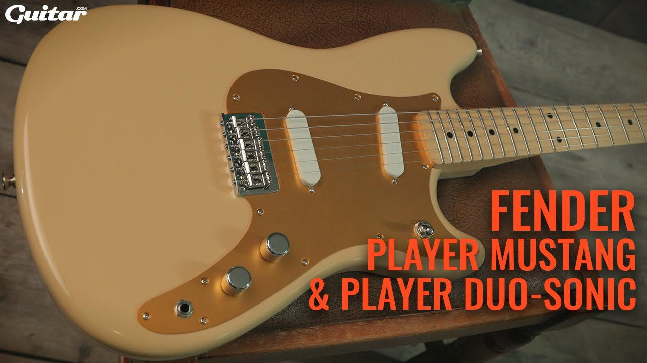 Fender gives the Mustang and Duo-Sonic the Player treatment! | Guitar.com